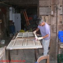 2. Küchentür abbeizen-HP