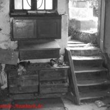 Ausgang zum Wohnhaus-HP
