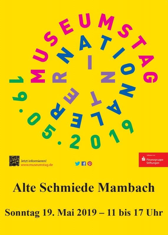 Internationaler Museumstag @ Alte Schmiede Mambach | Zell im Wiesental | Baden-Württemberg | Deutschland