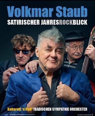 Vorpremiere JahresRockblick mit Volkmar Staub @ Alte Schmiede Mambach | Zell im Wiesental | Baden-Württemberg | Deutschland
